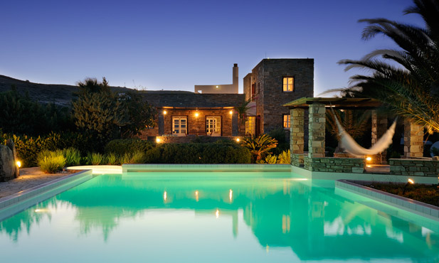 Five Star Greece Holidays Private And Luxury Villa