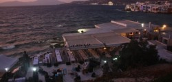 Jetsetting on Mykonos
