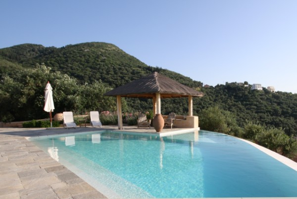 corfu luxury villa greece