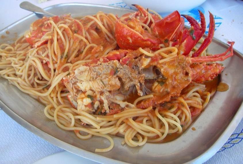 lobster-pasta