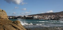 Andros – A class act.