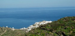 Sifnos – Footpaths of the gods.