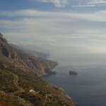 Amorgos Cliff View