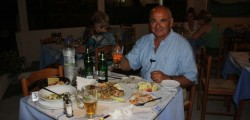 September in the Greek islands – London to Kephalonia