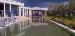 The problem with the new Amanzoe hotel