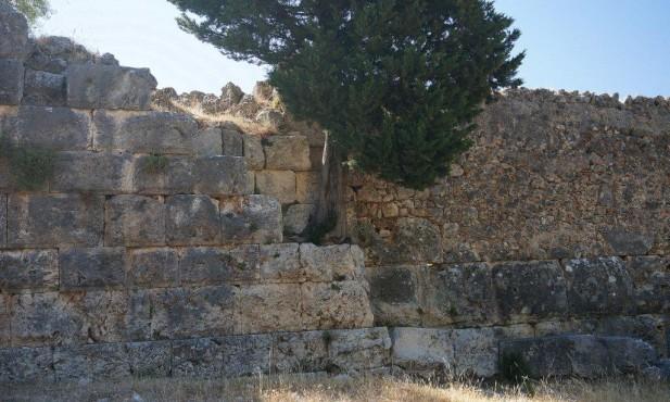 Castle Ruins Kefalonia