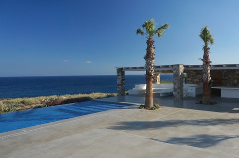 Our new villa in Antiparos