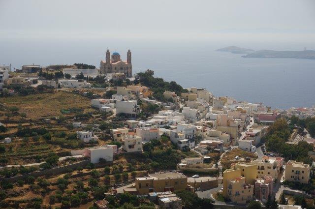 Panoramic Ermoupolis - Syros