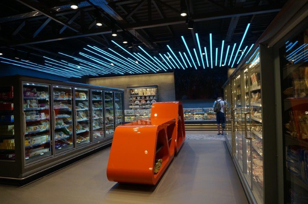 Supermarket Flora, Mykonos