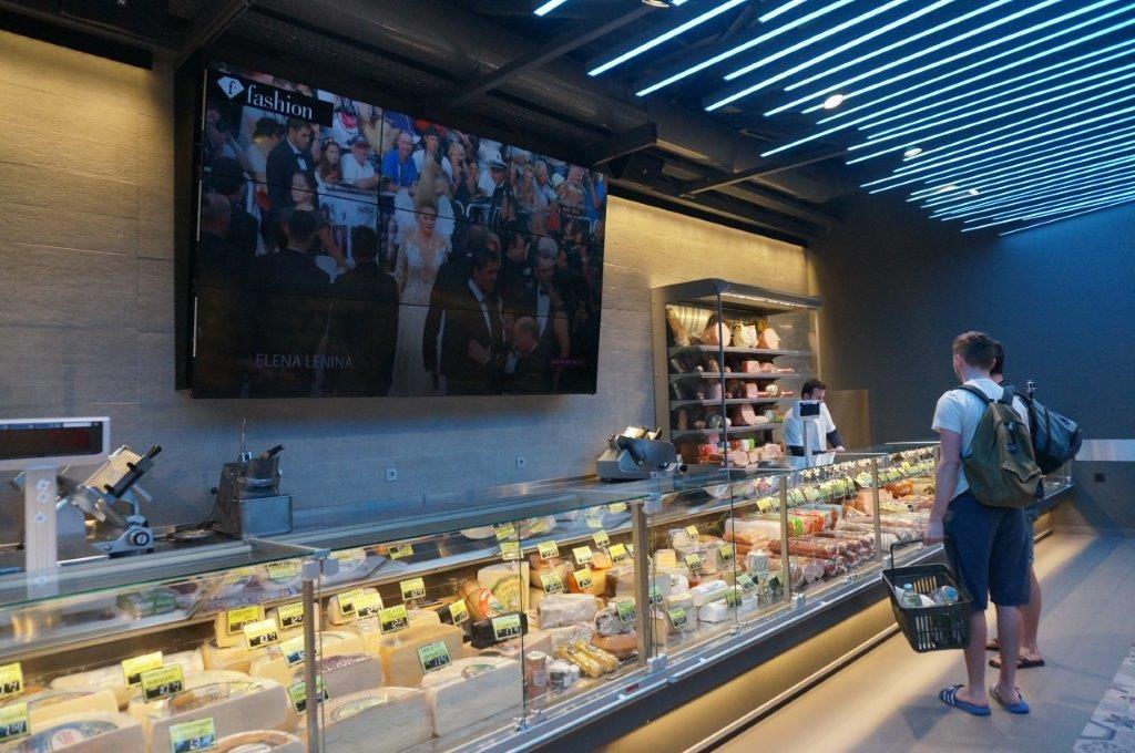 Shop for food in Mykonos
