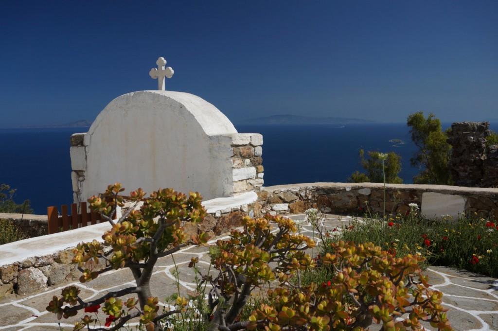 Agios Antonios Chappel in Paros