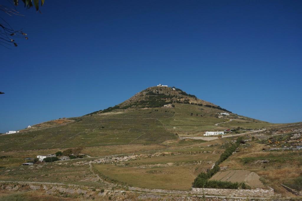 Agios Antonios in Paros Island, Greece