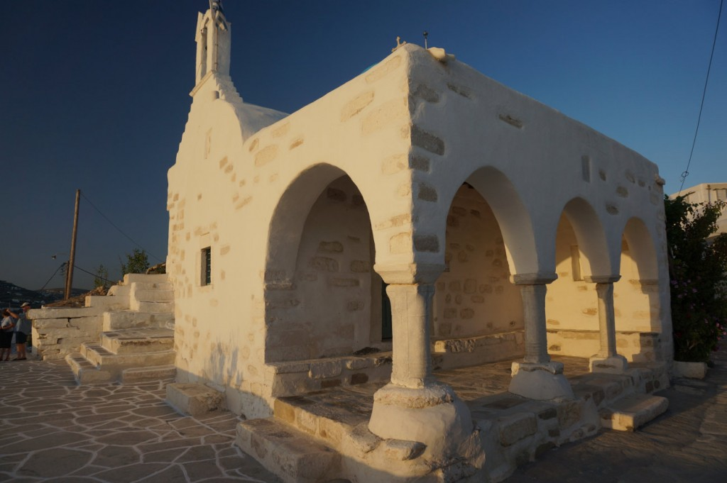 Paros - Parikia - Medieval Church