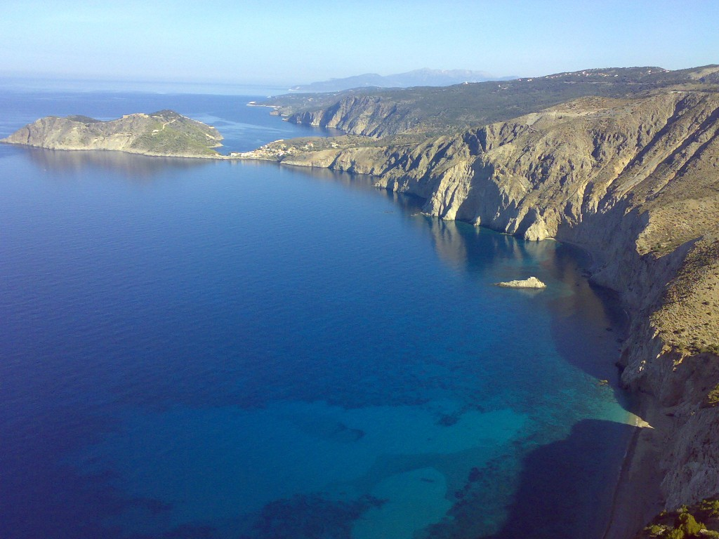 Panoramic View Kefalonia