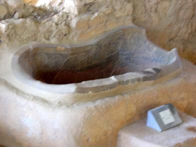 Nestor's bath found in Pylos