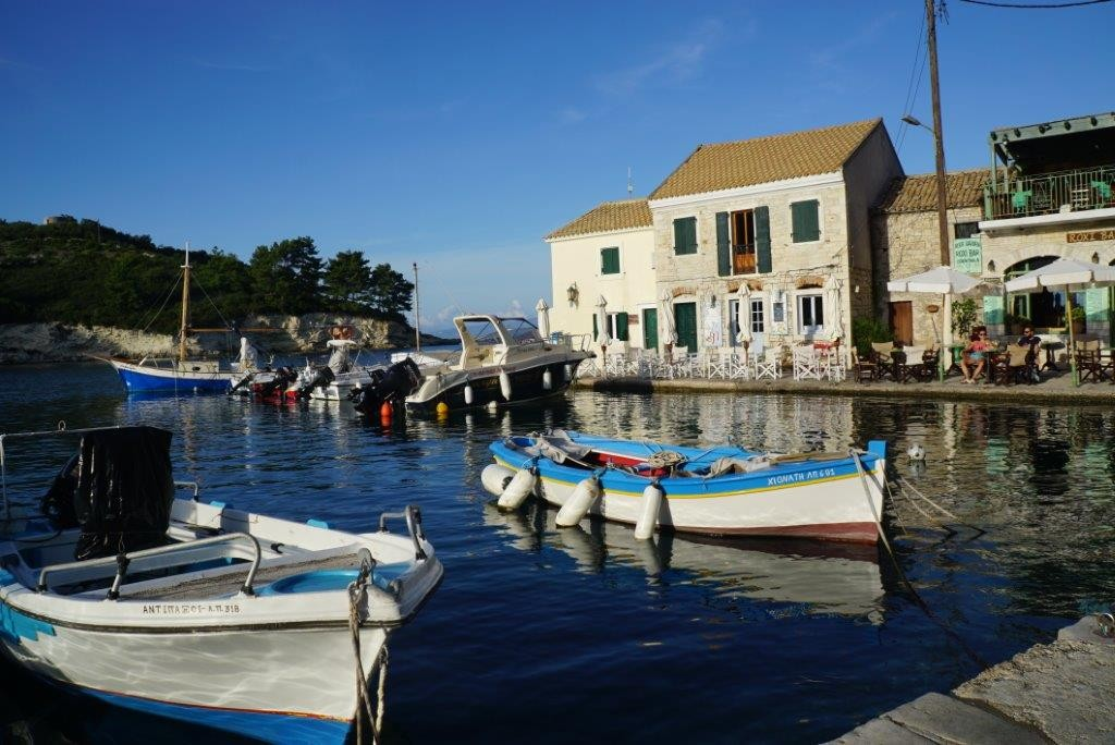 Paxos Picturesque Port
