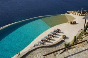 The most exclusive villa in Mykonos