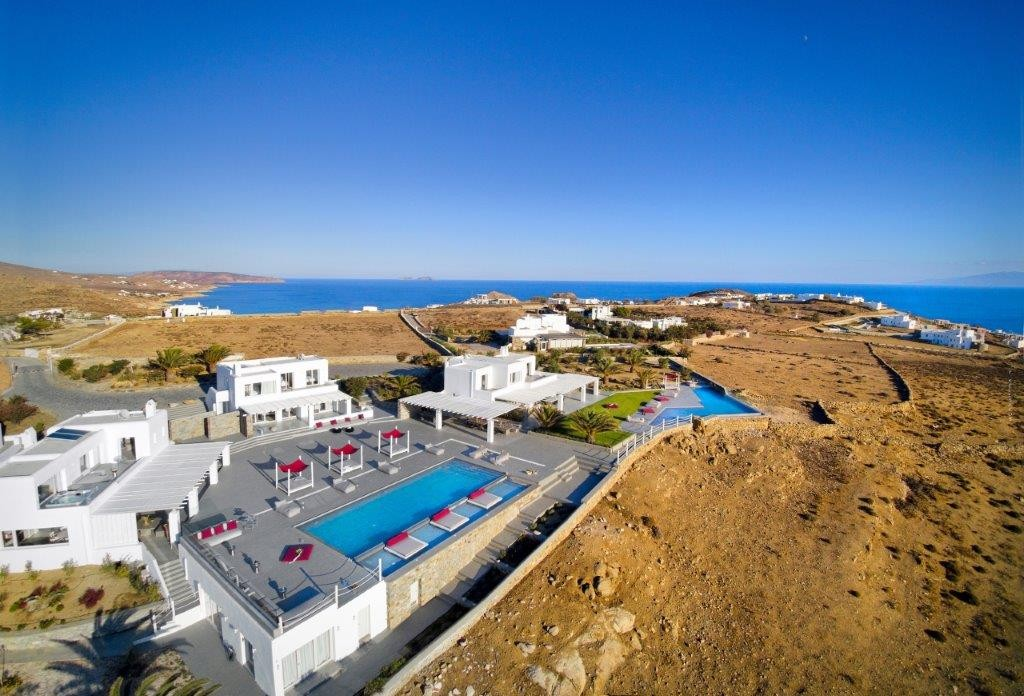 Mykonos Luxury Villa in Kalo Livadi