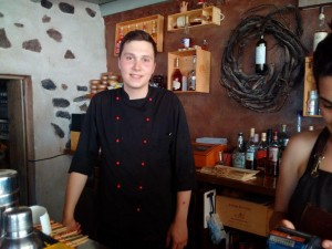 Santorini Chef