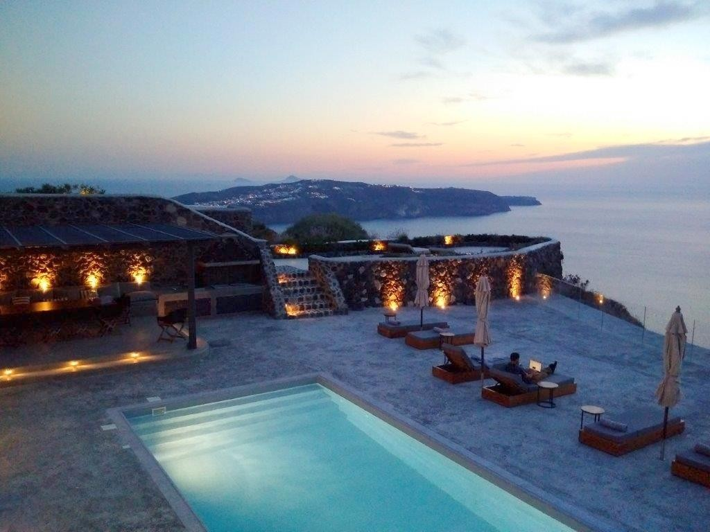 Luxury Villa Santorini