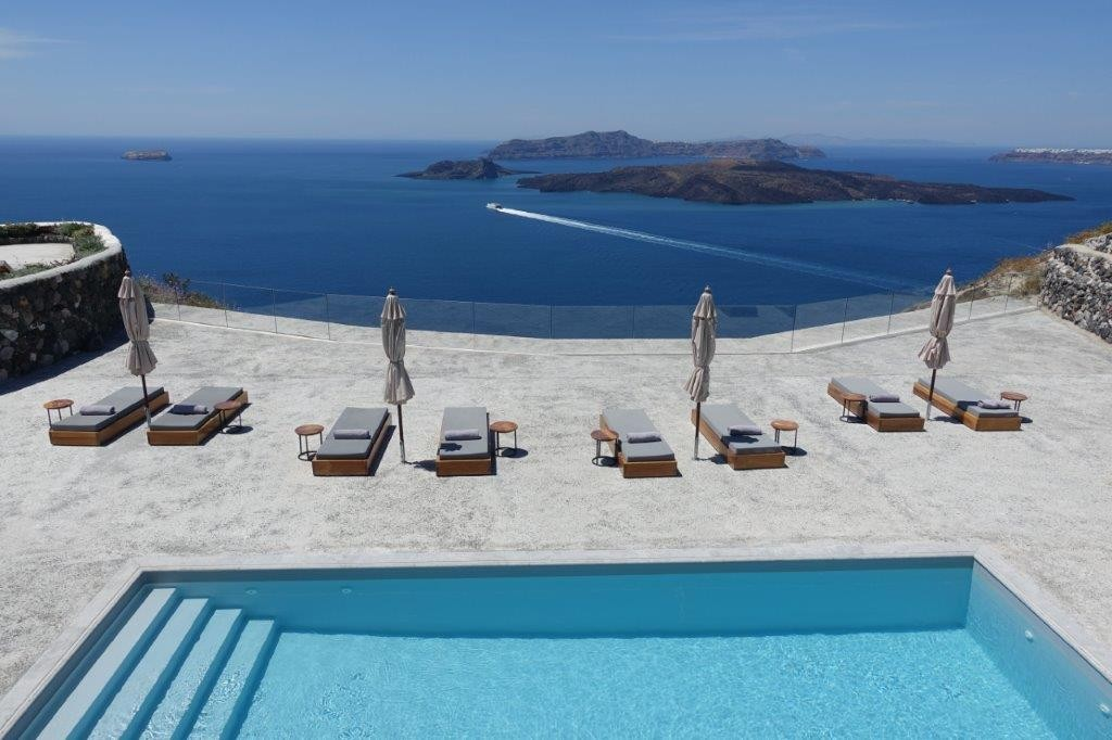 Santorini Luxury Villa
