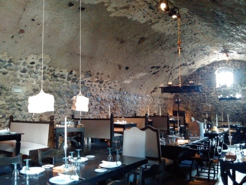 Veggera Restaurant Santorini