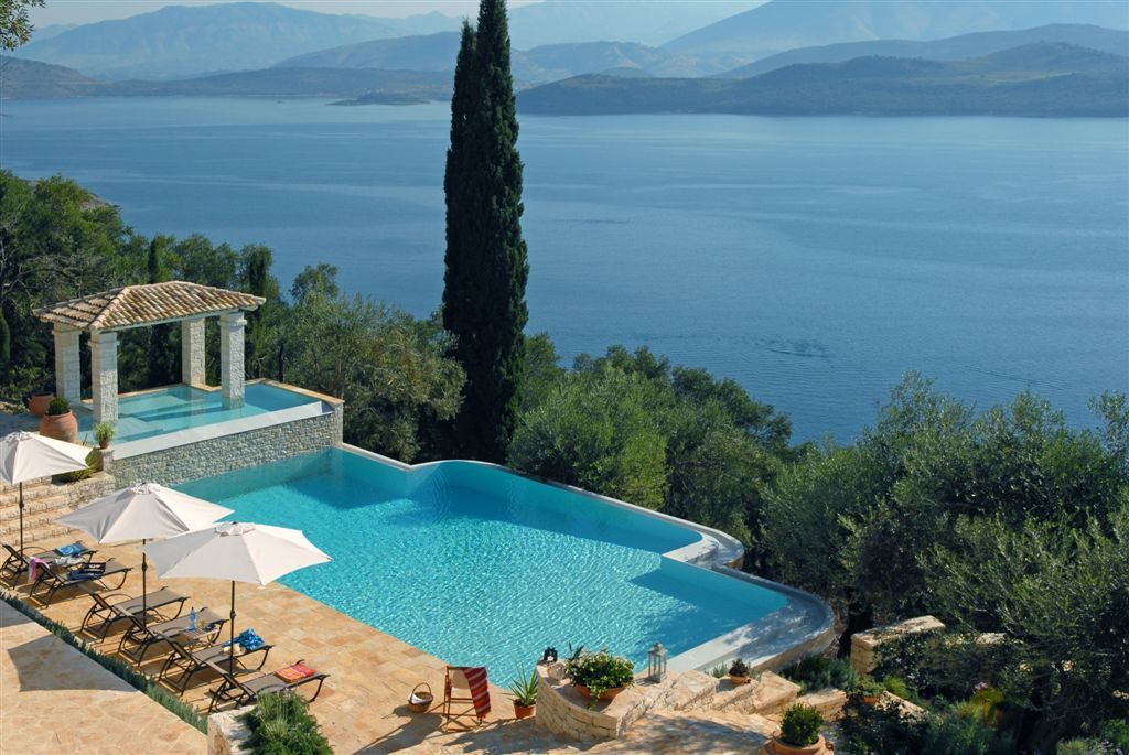 Luxury Villa in Ionian Greece