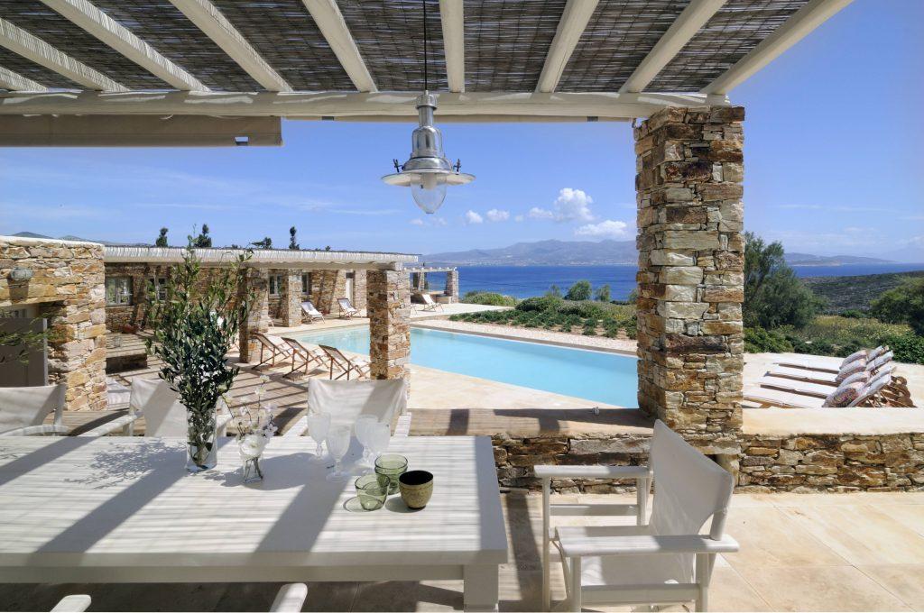 Luxury Villa in Antiparos
