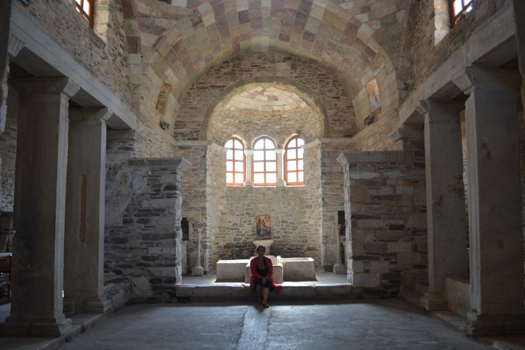Parikia Church of a Hundred Doors