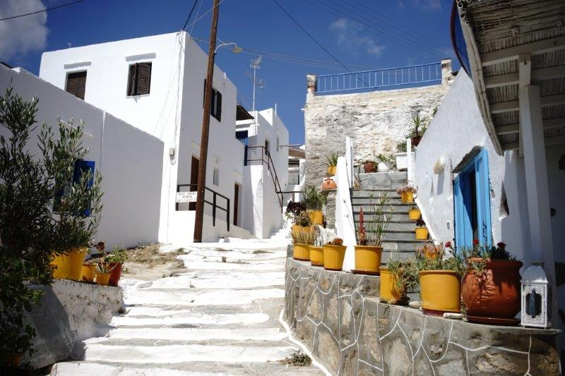 Typical Street in Sifnos-2905