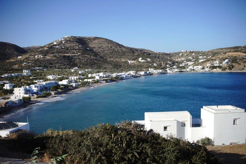 Luxury Villas In Sifnos Five Star Greece Private Villa