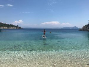 Stand-up Paddle in Greece