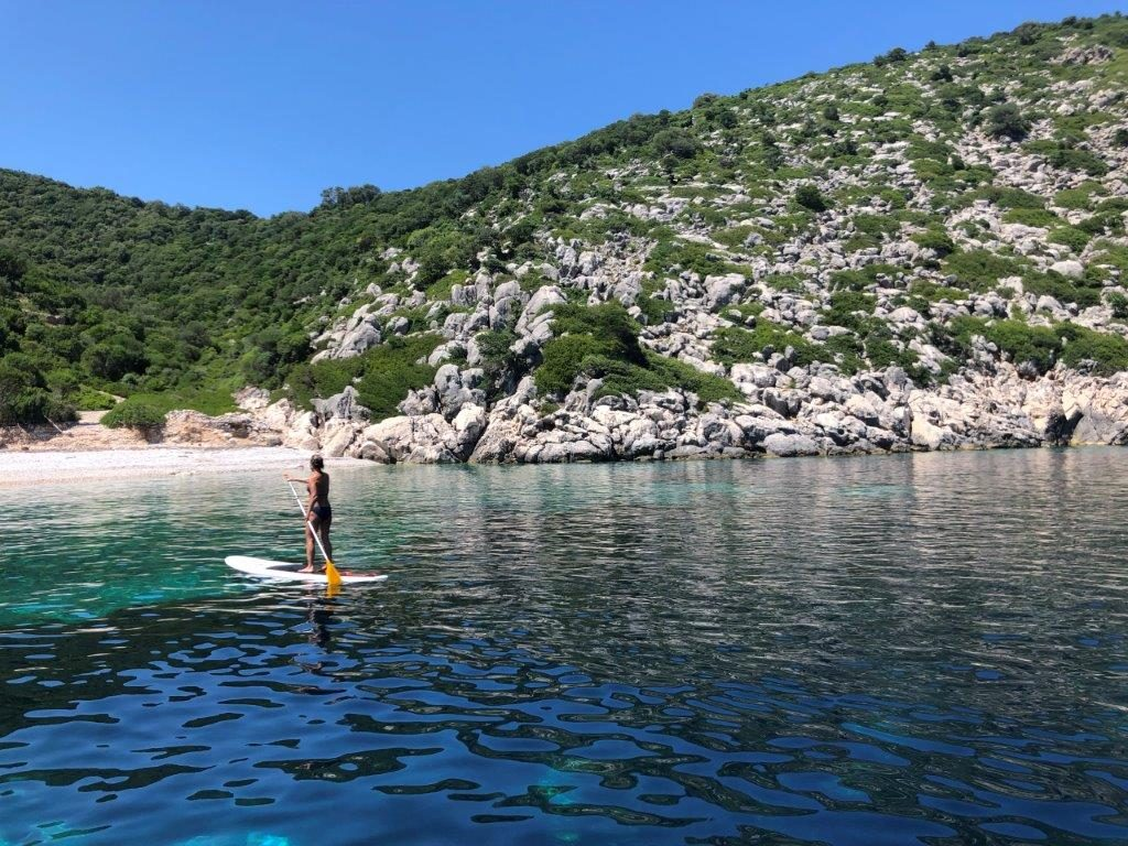 Stand-up Paddle Greece
