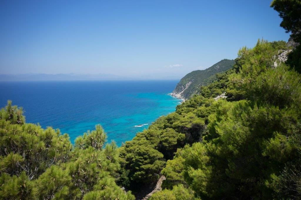 Lefkada Mountain View - Vacations in Greece