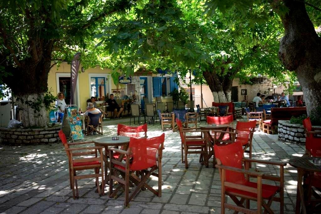 Traditional Restaurant in Lefkada - Luxury Holidays in Greece