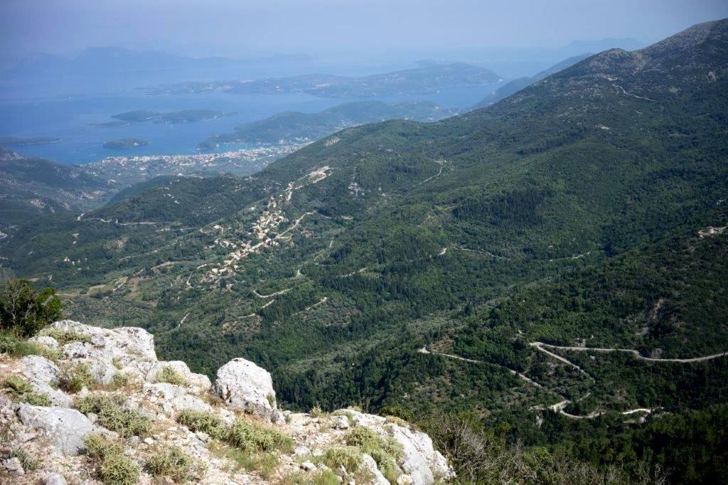 Lefkada Mountain View - Luxury Holidays in Greece