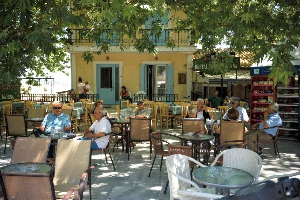 Restaurant in Lefkada - Luxury Holidays in Greece