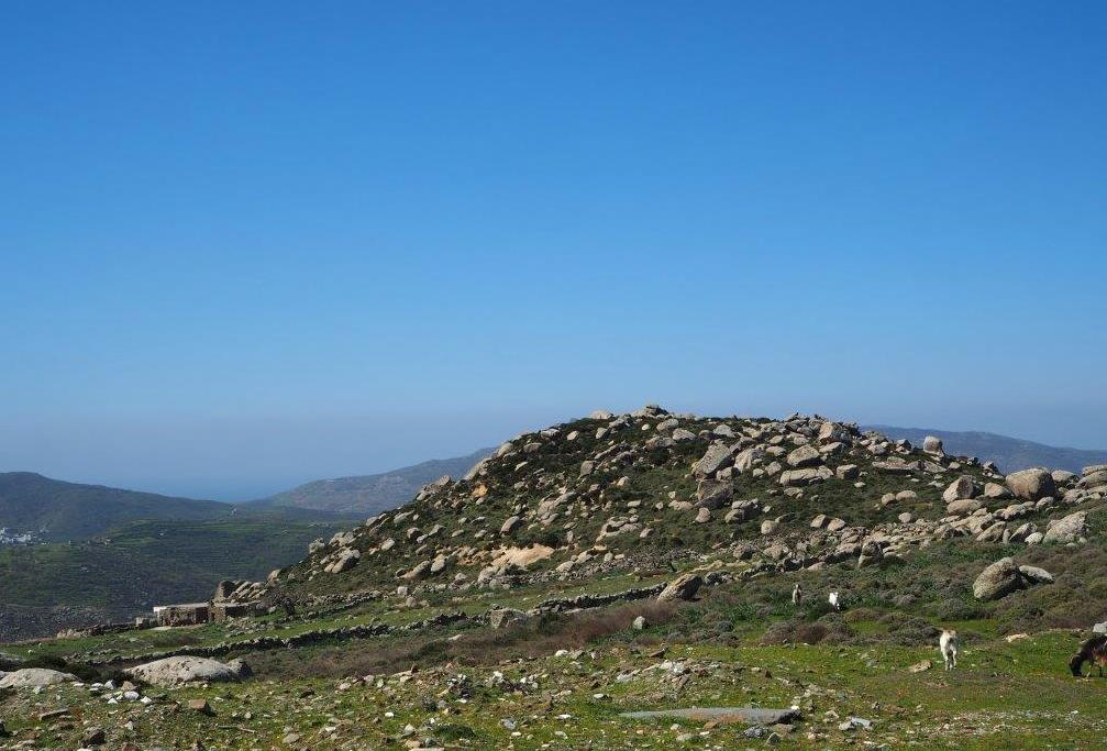 Tinos Mountain View - Luxury Holidays in Tinos