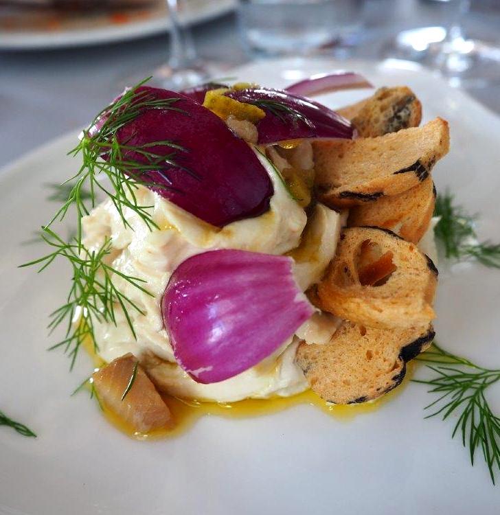 Tinos Meditarranean Cuisine - Luxury Holidays in Tinos