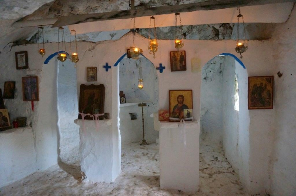 Orthodox Church in Ithaca - Greece